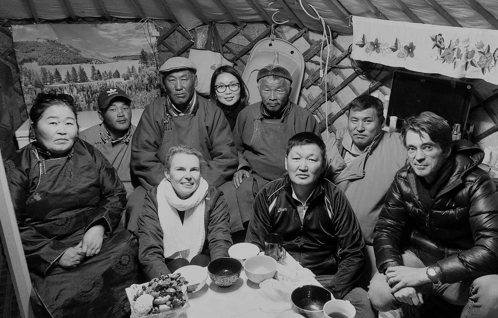 cachemire durable - Mongolie